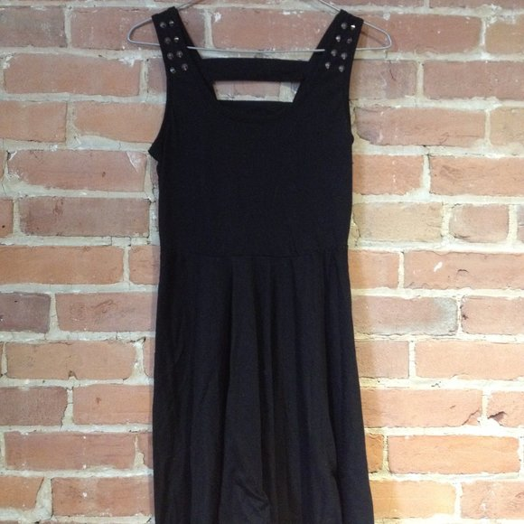 Ardene Dresses & Skirts - Dress with spiked-straps and criss-cross back